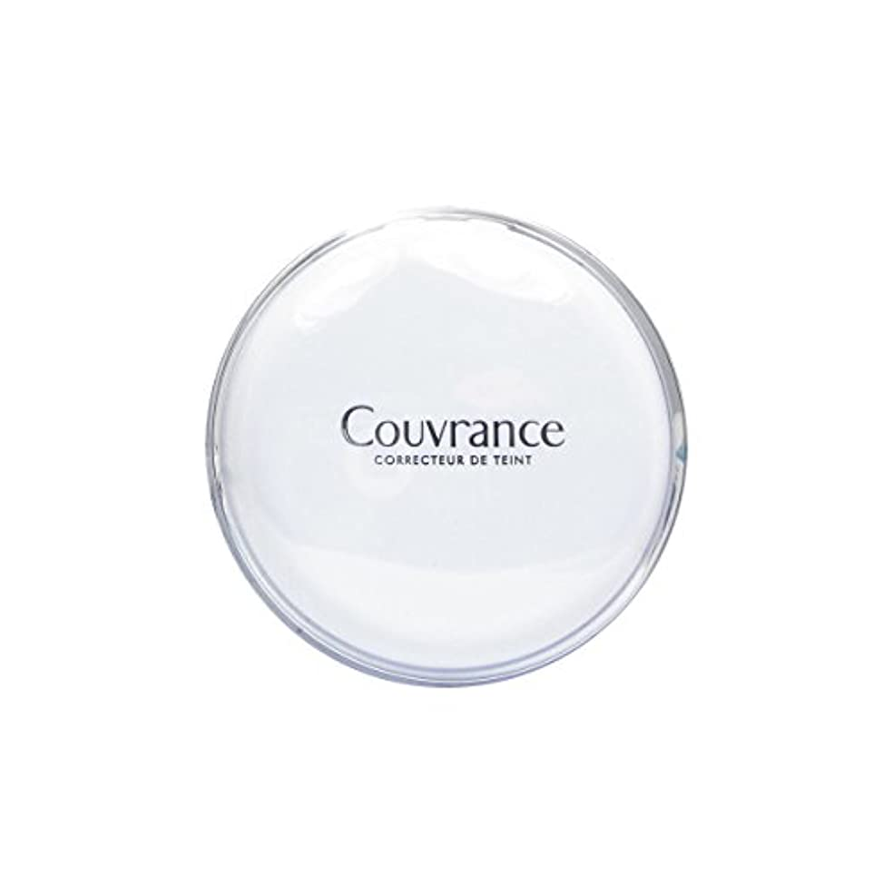 ショット洞窟モーションAvene Couvrance Compact Confort Cream 2.5 Beige 10gr [並行輸入品]
