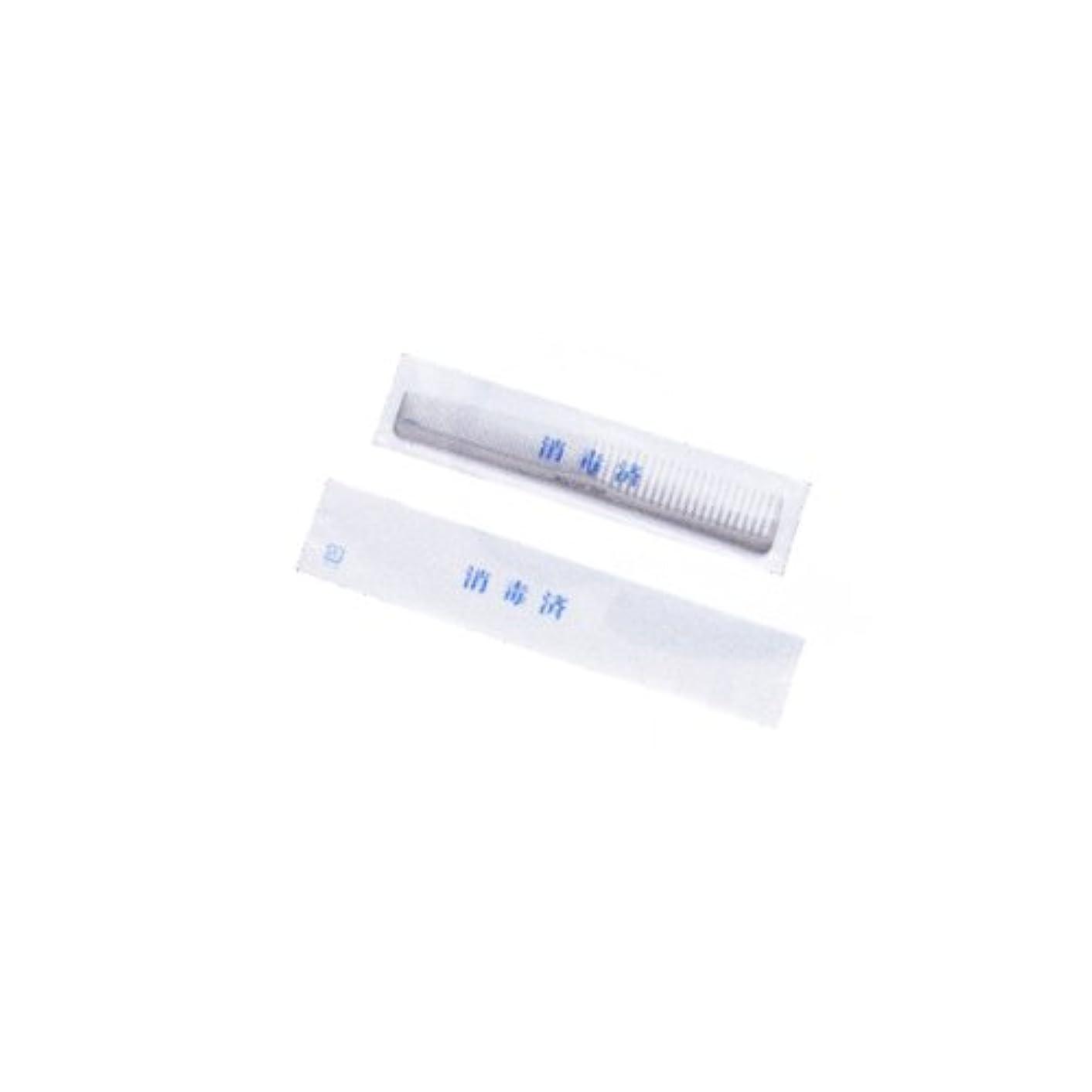 ポルノダイジェスト体操選手消毒済 コーム袋(100枚) L