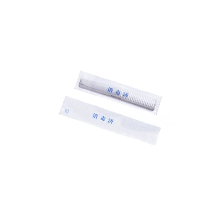 インタビューつばコーラス消毒済 コーム袋(100枚) M