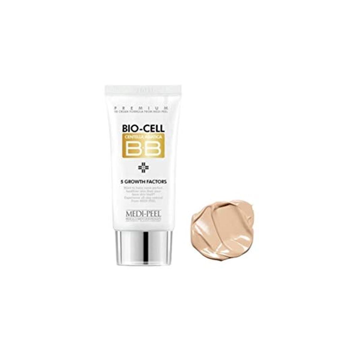 ワーカー雷雨称賛[Medi-Peel] メディピール バイオセル BBクリーム 50ml. [美.白?シワ.改善2重機能性化粧品] Medi-Peel Bio-cell BB Cream 50ml.