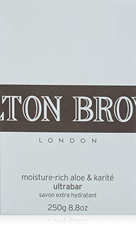 踏み台一見序文MOLTON BROWN(モルトンブラウン) モイスチャーリッチ アロエ&カリテ ウルトラバー