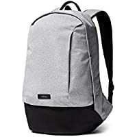 "Bellroy Classic Backpack Second Edition (Fits 15"" Laptop, 20 liters, Commuter & University Laptop Backpack, Water-Resistant Materials) - Ash"