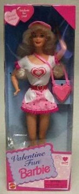 Valentine Fun Barbie(バービー) ドール 人形 フィギュア(並行輸入)