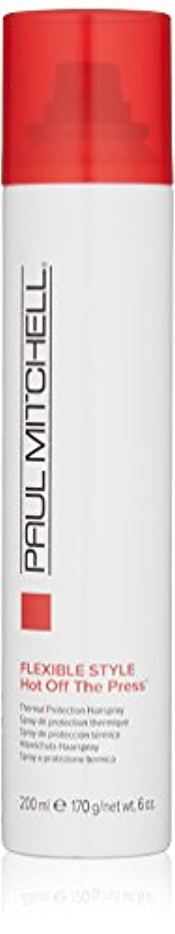机概要矛盾Paul Mitchell Hot Off The Press 177 ml (並行輸入品)