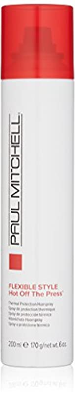 Paul Mitchell Hot Off The Press 177 ml (並行輸入品)