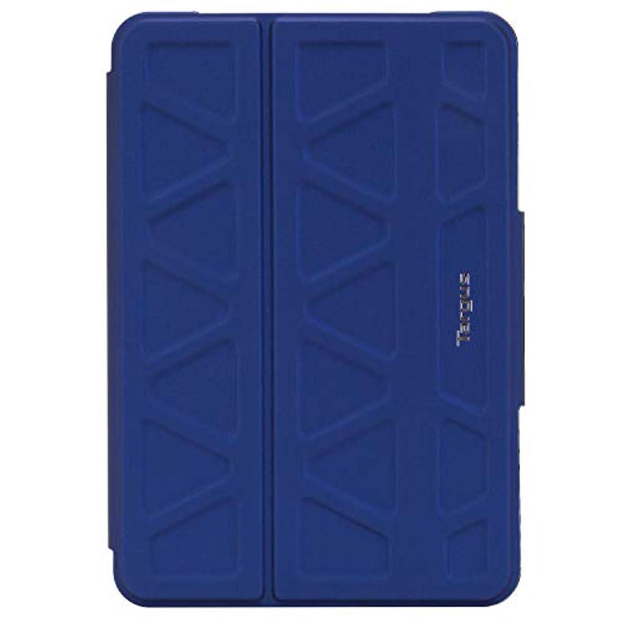 ふける一時停止仕事Targus Pro-Tek ケース iPad Mini (第5世代) iPad Mini 4 3 2 iPad Mini用 ブルー (THZ69502GL)