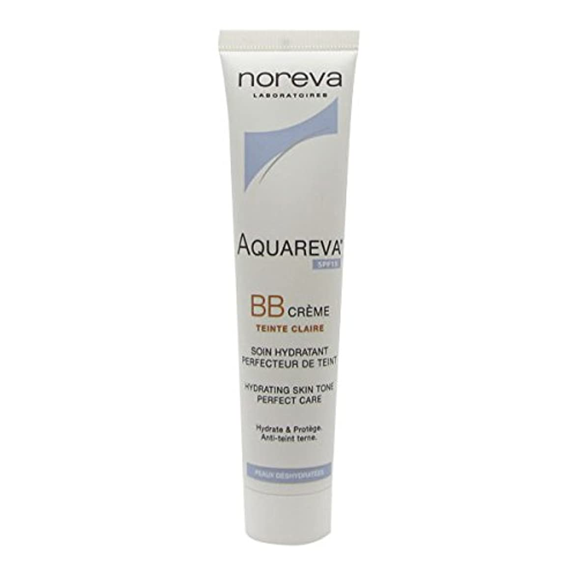 怠不完全なバウンドNoreva Aquareva Bb Cream Clraire Spf15 40ml [並行輸入品]