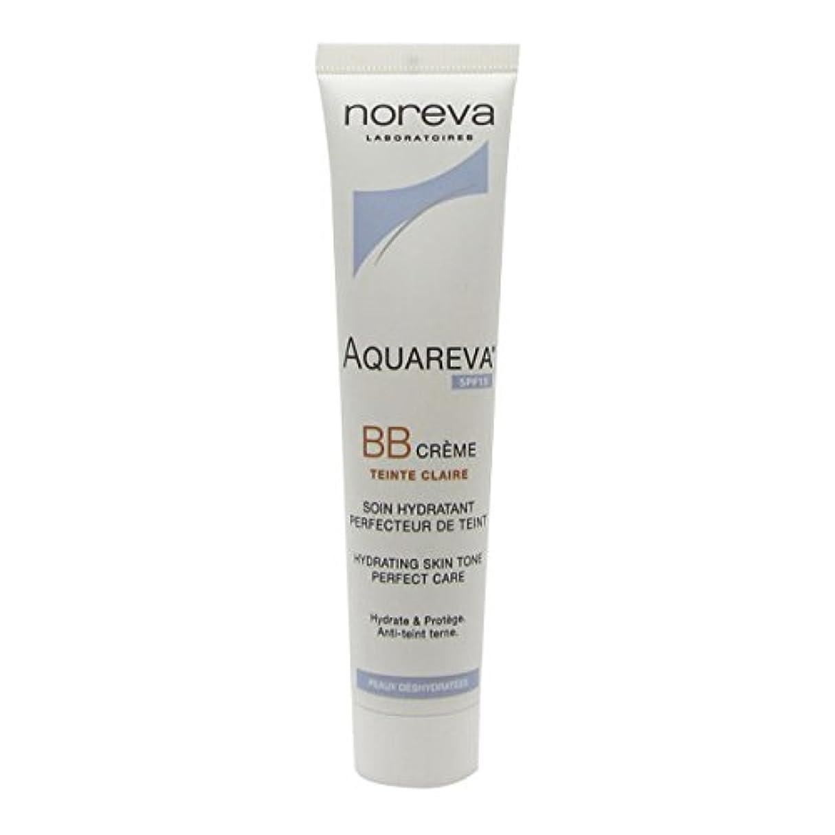 パスタエクスタシー判決Noreva Aquareva Bb Cream Clraire Spf15 40ml [並行輸入品]