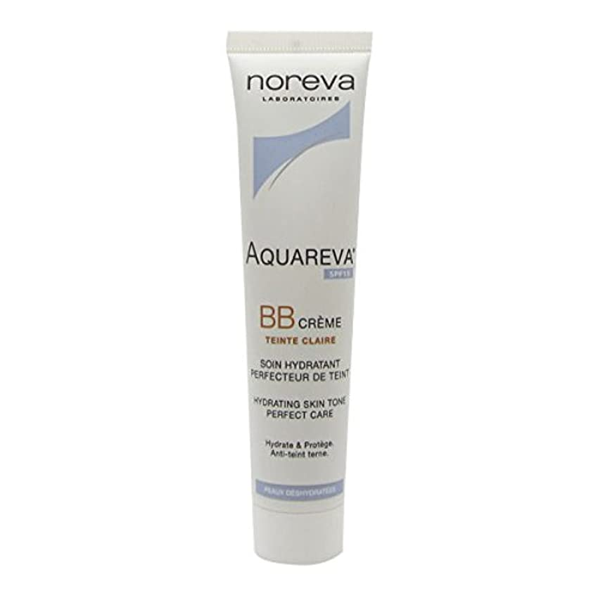 倍率迷路時期尚早Noreva Aquareva Bb Cream Clraire Spf15 40ml [並行輸入品]