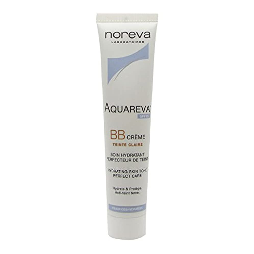 モート平和なピューNoreva Aquareva Bb Cream Clraire Spf15 40ml [並行輸入品]