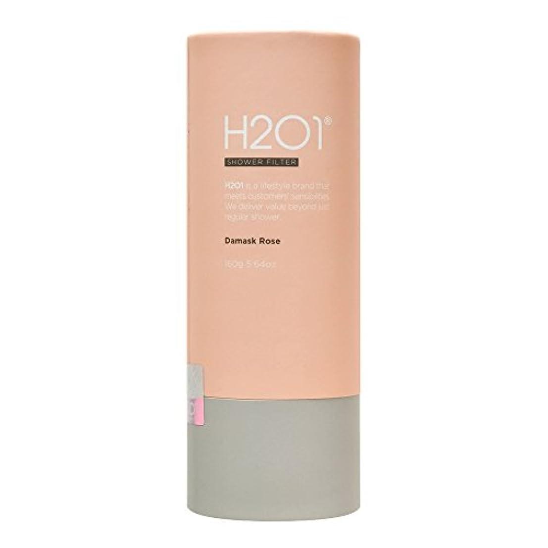 分類受け入れた規則性H2O1 (エイチツーオーワン) シャワーフィルター ダマスクローズ