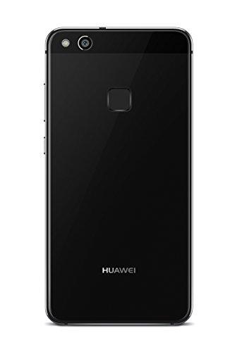 Huawei 5.2型 P10 lite SIMフリースマートフォン ミッドナイトブラック 【日本正規代理店品】 P10 LITE/WAS-L22J/MI& BIGLOBE SIMカードセット