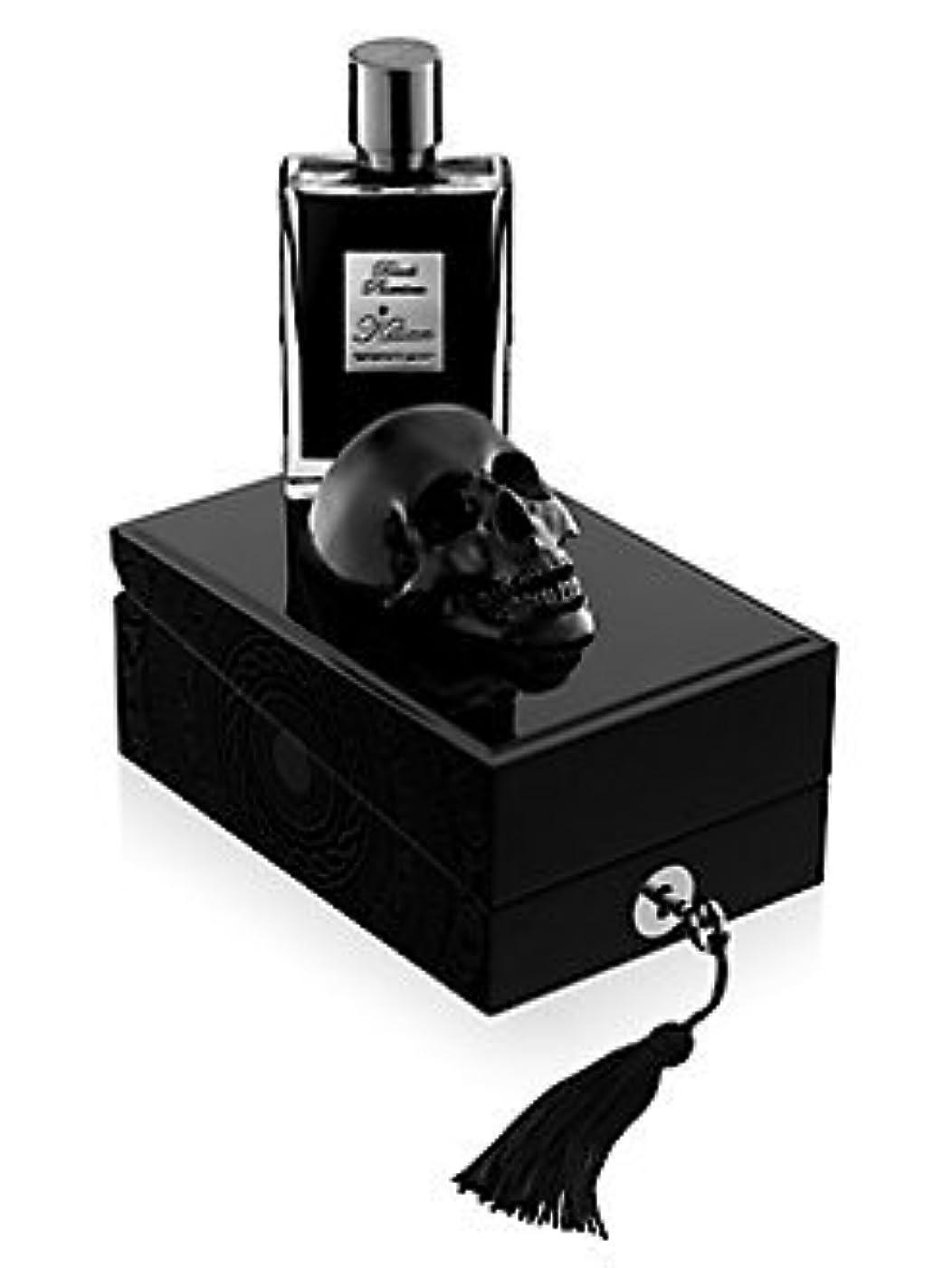By Kilian Black Phantom (バイ キリアン ブラックファントム) 1.7 oz (50ml) EDP Spray Refillable (詰め替え可能ボトル入り)予約注文受付中!