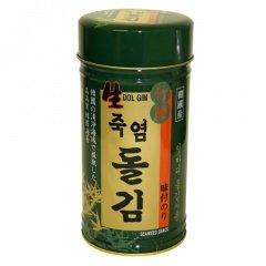 竹塩岩のり 6切*180枚 1缶 ■韓国食品■韓国食材■韓国海苔■韓国のり ■味付のり■お弁当のり■高級のり■ギフトのり■