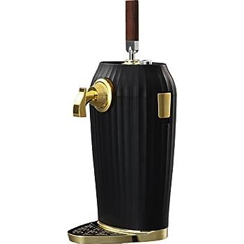 グリーンハウス ビールサーバー ブラック 500ml 350ml 330ml カクテル GH-BEERL-BK