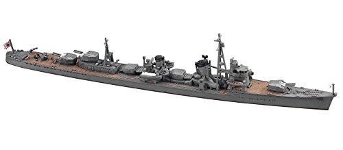 ハセガワ 1/700 ウォーターラインシリーズ 日本海軍 駆...