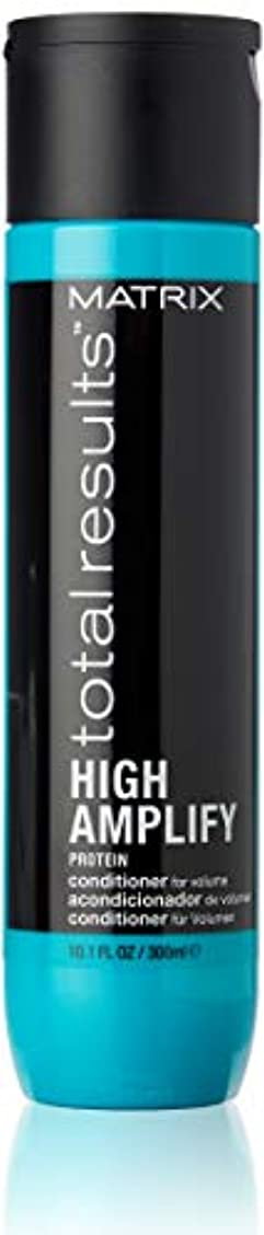 ボア可聴材料TOTAL RESULTS AMPLIFY conditioner 300 ml