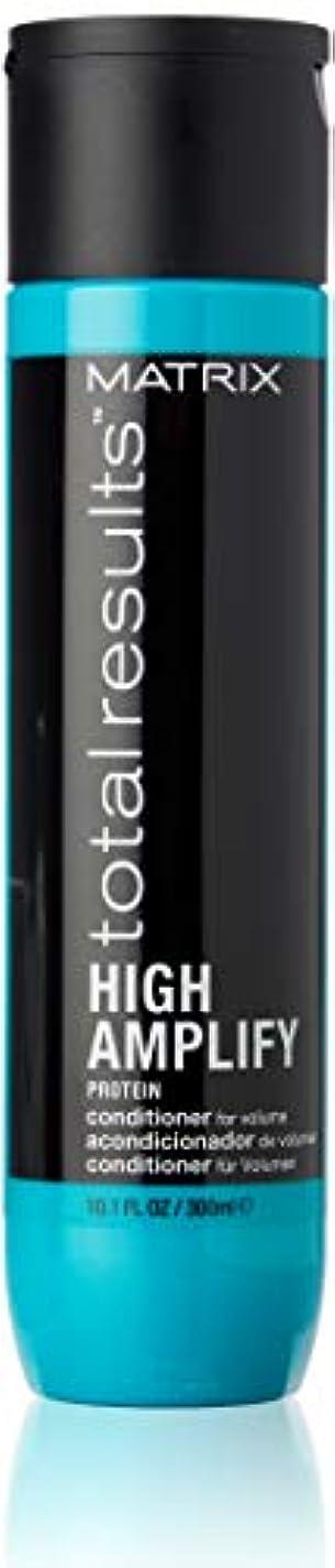 カール雇用者ベックスTOTAL RESULTS AMPLIFY conditioner 300 ml
