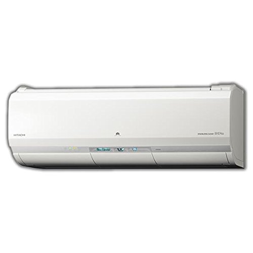 日立 【標準設置工事費込み】20畳向け 自動お掃除付き 冷暖房インバーターエアコン KuaL ステンレス・クリーン 白くまくん スターホワイト RASJT63G2E5WS
