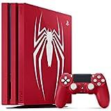 PlayStation 4 Pro Marvel's Spider-Man Limited Edition スパイダーマン?リミテッドエディション PS4 本体