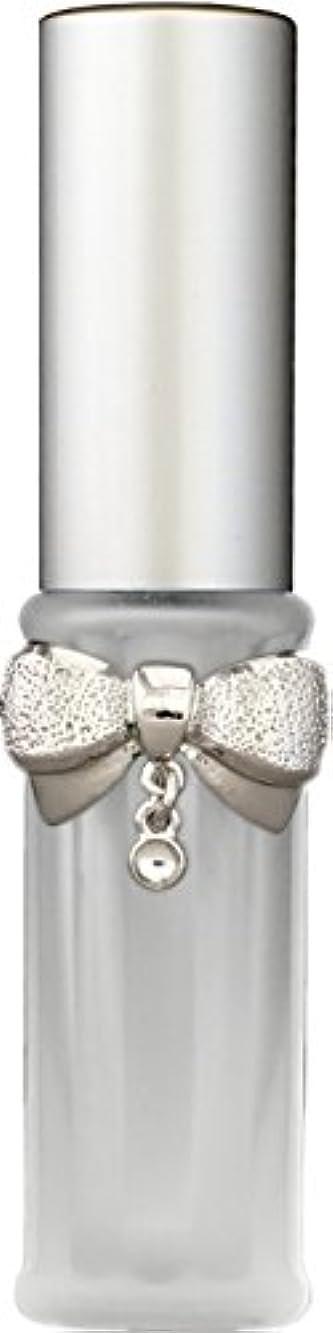 チキンファシズムコカイン22202 グラスアトマイザーリボンダイヤシルバー