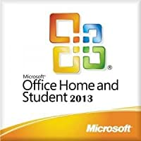 日本語Office 2013 Home and Student(Word/Excel/PowerPoint/OneNote)(PC1台/1ライセンス) [並行輸入品]
