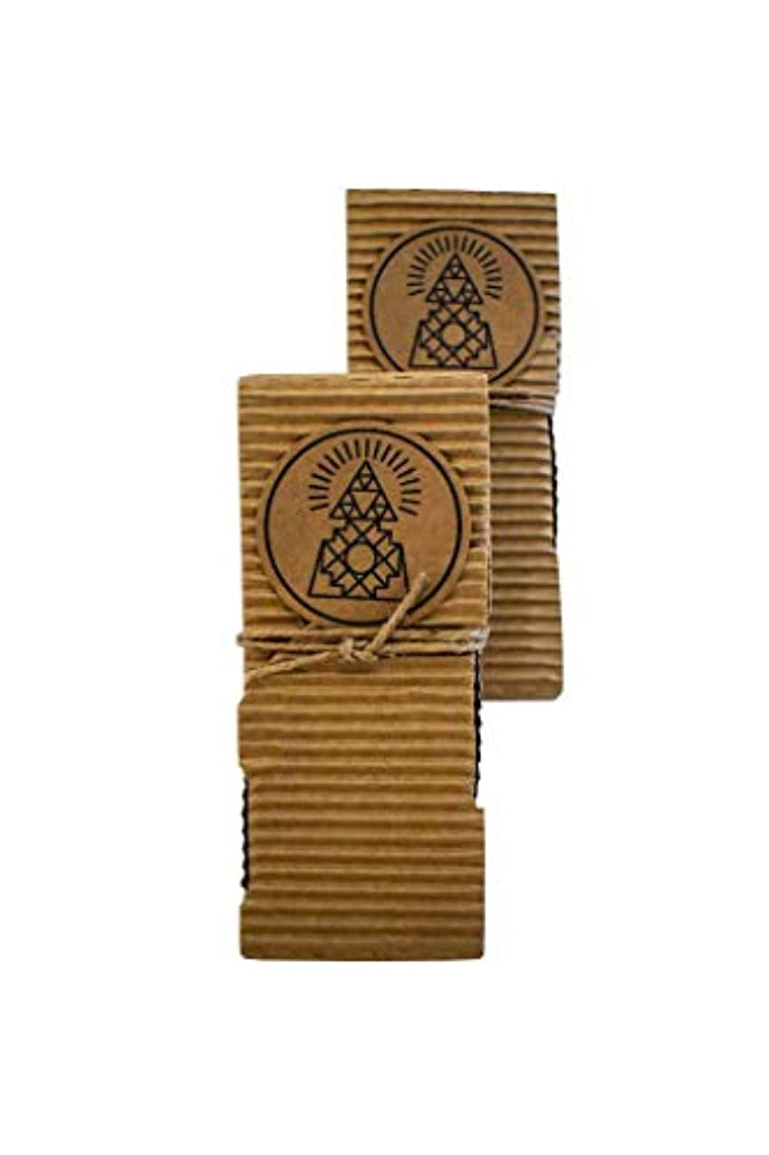 寛解将来の不利益Artisanal Breu樹脂 – Palo SantoブレンドIncense Sticks