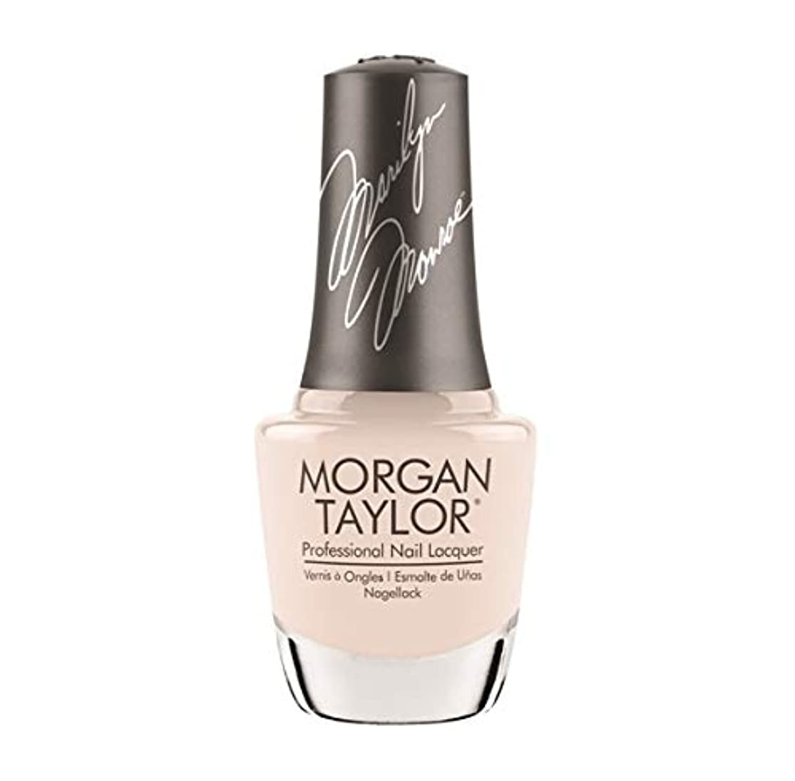 ブース鏡兵士Morgan Taylor Nail Lacquer - Forever Marilyn Fall 2019 Collection - All American Beauty - 15ml / 0.5oz