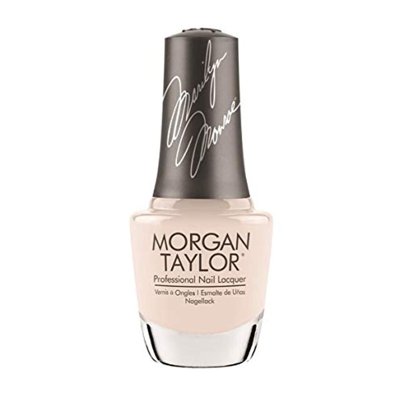 スラダム唯物論フィドルMorgan Taylor Nail Lacquer - Forever Marilyn Fall 2019 Collection - All American Beauty - 15ml / 0.5oz