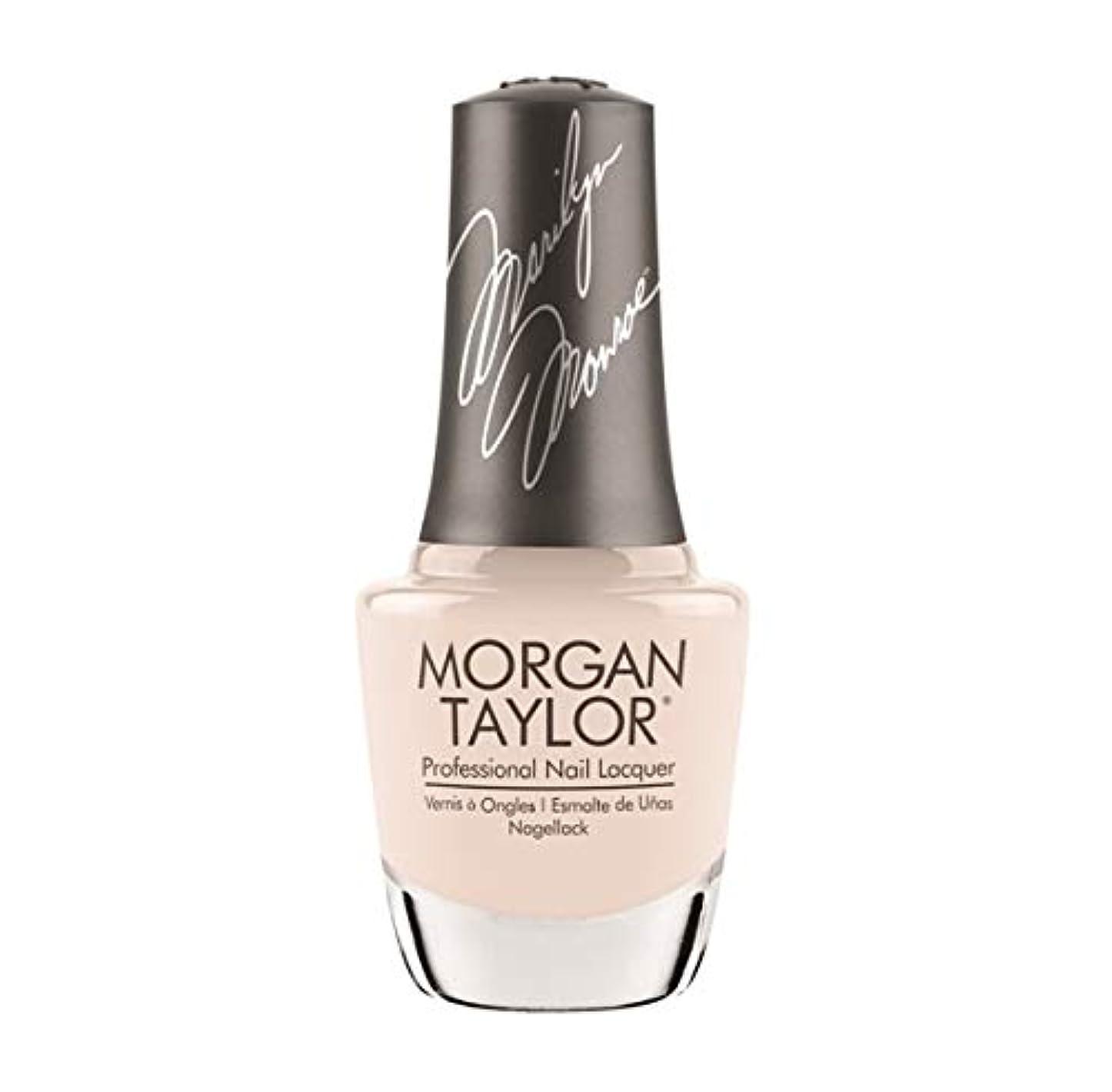 肺接触繁栄するMorgan Taylor Nail Lacquer - Forever Marilyn Fall 2019 Collection - All American Beauty - 15ml / 0.5oz