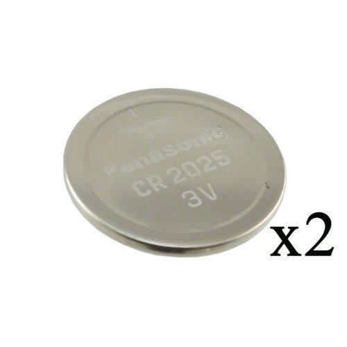 2 Pack - Panasonic Cr2025 3v L...