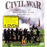 The History Channel 9 Episode Civil War Collection : Tales of the Gun: Guns of the Civil War, the Lost Battle of the
