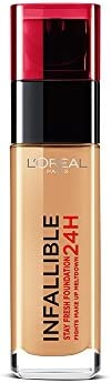 L'Oréal Paris Infallible 24hr Liquid Foundation 150 Radiant B
