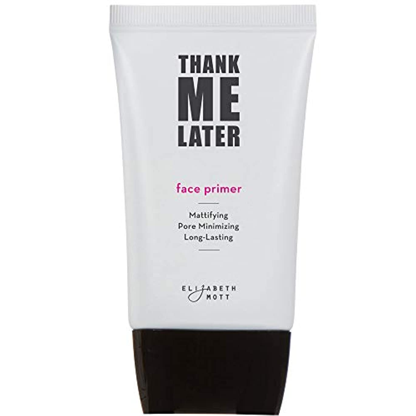 まっすぐ小石本物のThank Me Later Primer. Paraben-free and Cruelty Free. … Face Primer (30G) フェイスプライマー(下地)