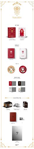 Dream Catcher 'Raid Of Dream' Special Mini Album Normal Version CD+64p Booklet+4p PhotoCard+Message PhotoCard SET+Tracking Kpop Sealed