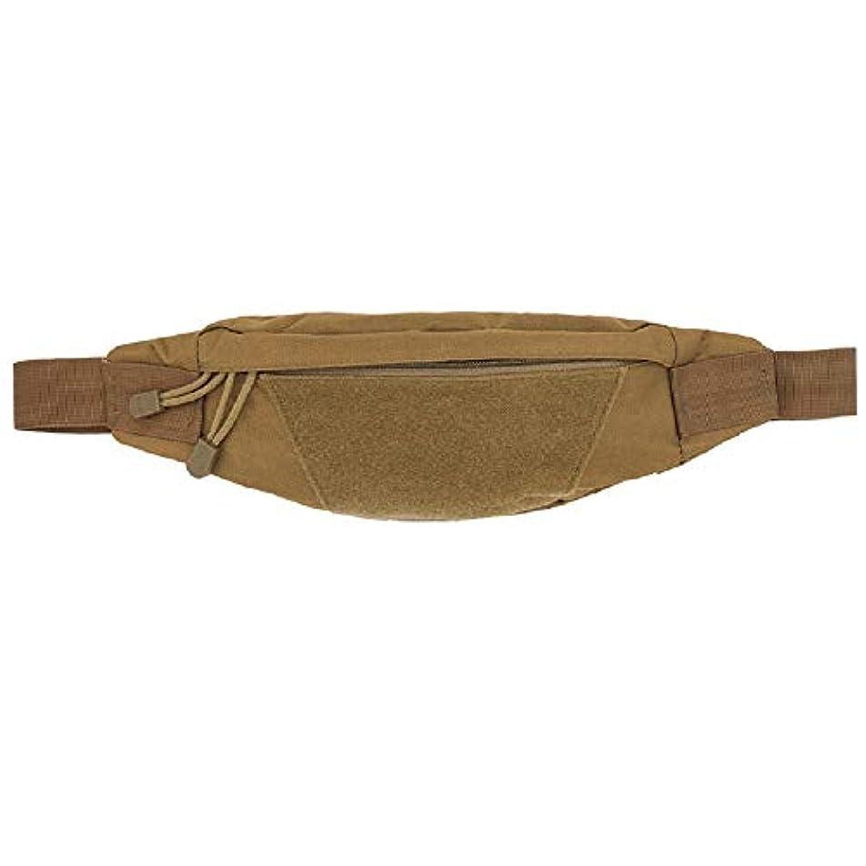レジ絡み合い狂信者タクティカル迷彩ハイキング乗馬小袋フィットネスレジャーアウトドアスポーツスローランニングミニポケット (Color : C, Size : 36*10*6cm/14.2*3.9*2.4in)