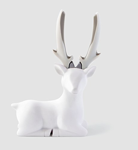 iThinking/アイシンキング】Dear Deer Pliers(ディアプライヤ)ニッパー (マットホワイト)
