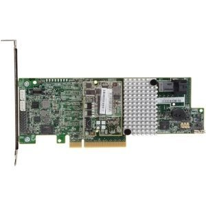 LSI Logic MegaRAID SAS 9361-4i SGL - 12Gb/s SAS, Serial ATA/600 - PCI Express 3.0 x8 - Plug-in Card - RAID Supported - 0, 1, 5, 6, 10, 50, 60 RAID Level - 4 Total SAS Port(s) - 1 SAS Port(s) Internal - LSI00415 by LSI LOGIC [並行輸入品]