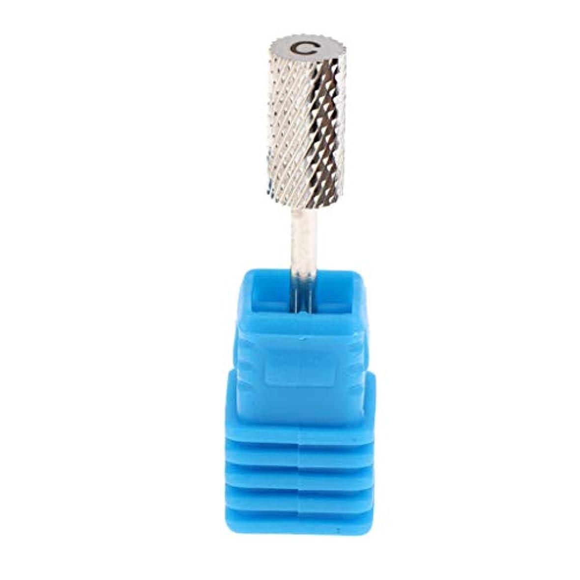 さびたインサートアーサー電気ネイルマシン ネイルドリルビット 研磨ヘッド ネイルサロン 爪やすり 全6選択 - 03