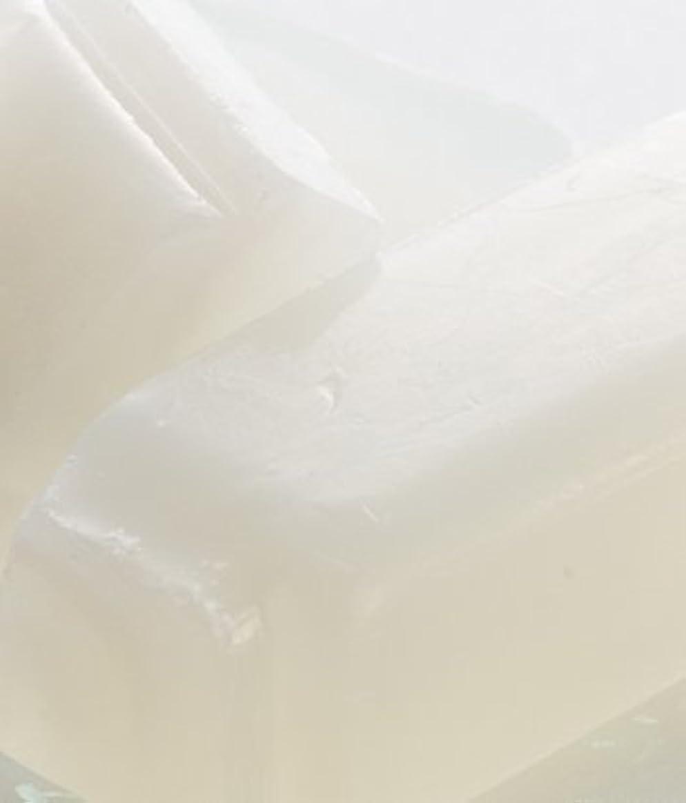 伝染病最初は十分M&Pグリセリンソープベース?ホワイト/1kg