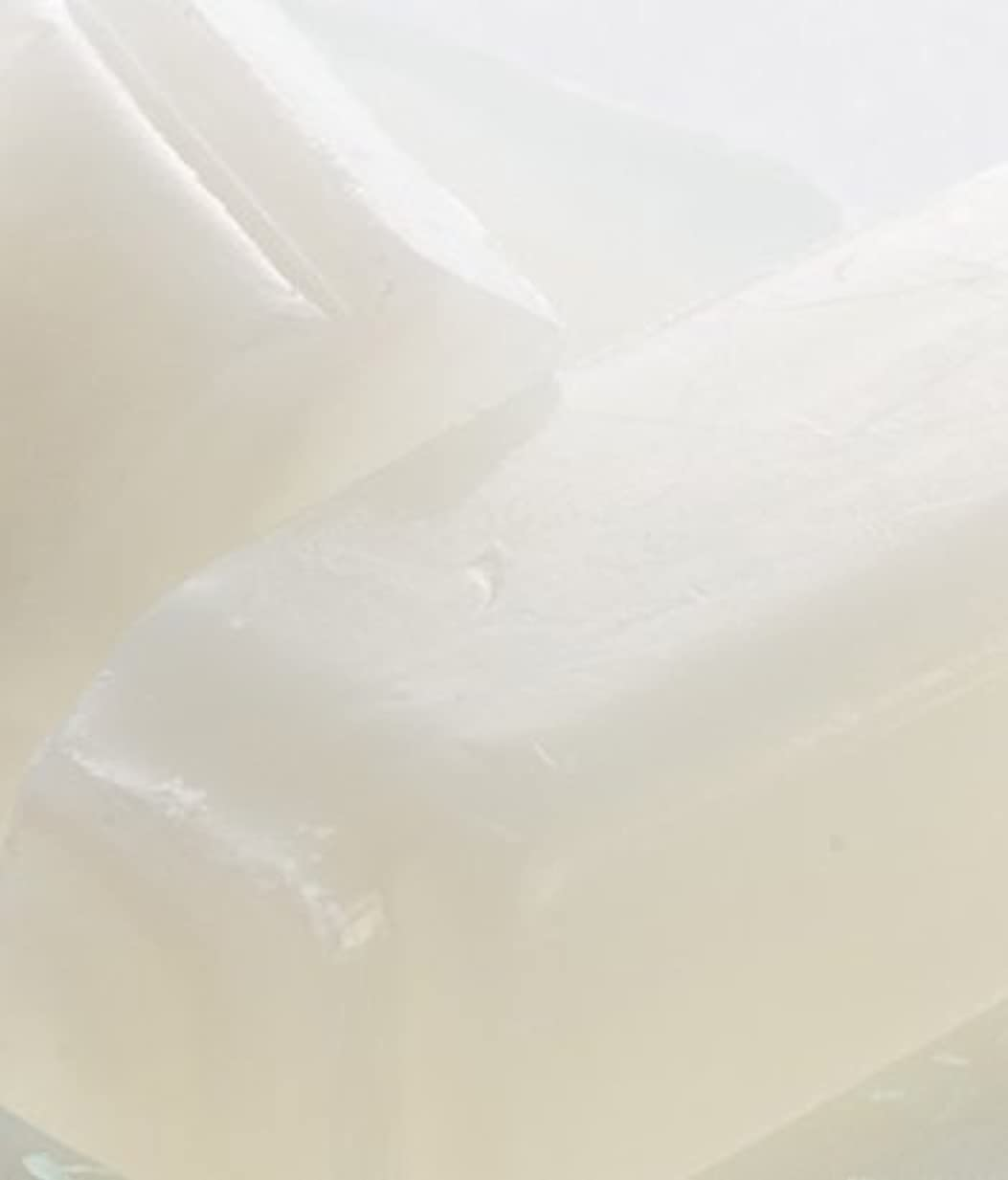 自治出費がっかりするM&Pグリセリンソープベース?ホワイト/1kg