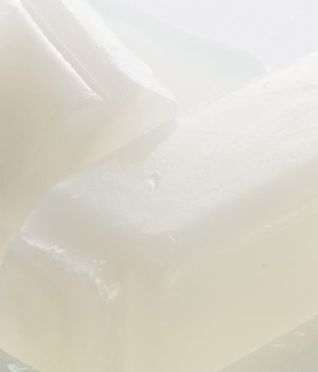 スクレーパー依存する空白M&Pグリセリンソープベース?ホワイト/1kg