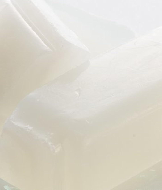 鎮静剤バリーシュリンクM&Pグリセリンソープベース?ホワイト/200g