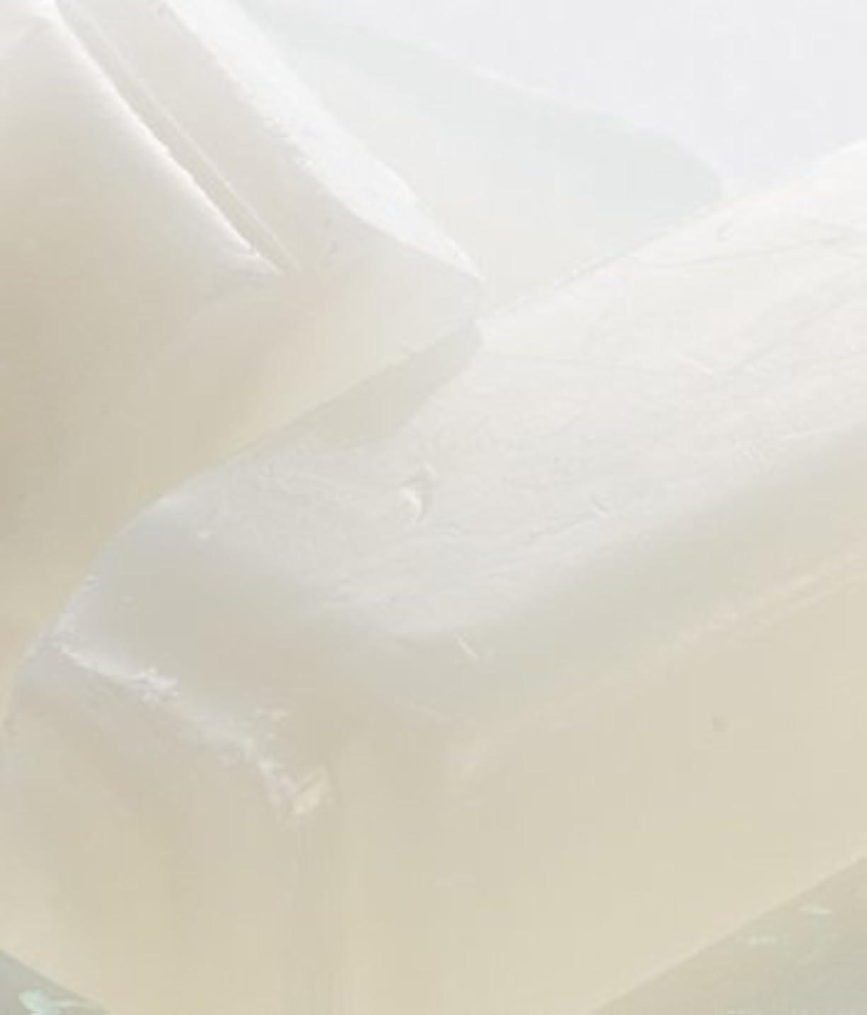 風景航空便関税M&Pグリセリンソープベース?ホワイト/1kg