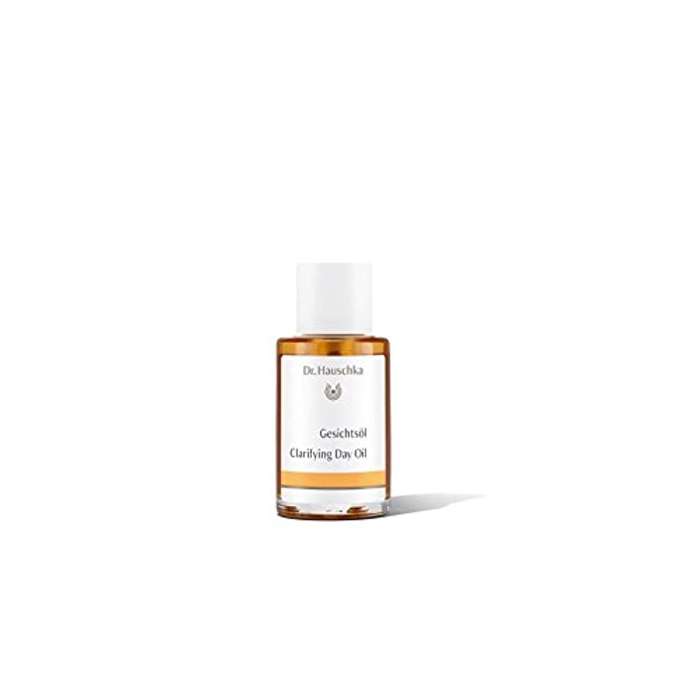 Dr. Hauschka Clarifying Day Oil 30ml - 日油30ミリリットルを明確ハウシュカ [並行輸入品]