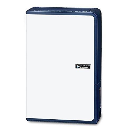 コロナ(CORONA) 衣類乾燥除湿機 除湿量10L(木造11畳・鉄筋23畳まで) エレガントブルー CD-H1015(AE)