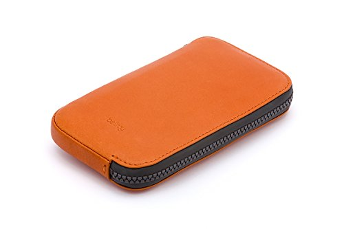Bellroy All Conditions Phone Pocket - Standard ウォレット Burnt Orange