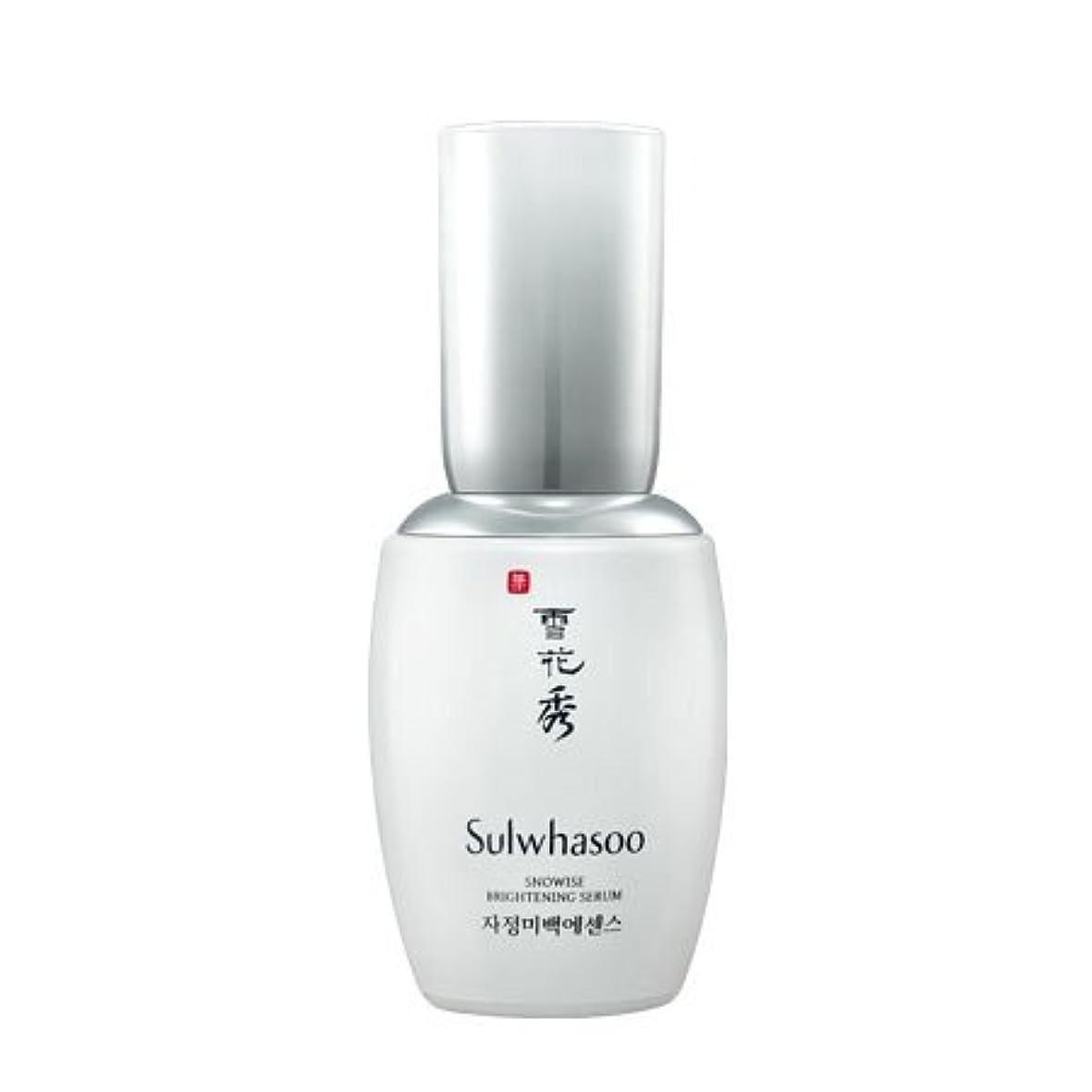 スピリチュアル嘆く路面電車【ソルファス】Sulwhasoo Snowise Brightening Serum - 50ml(50ml (韓国直送品) (SHOPPINGINSTAGRAM)