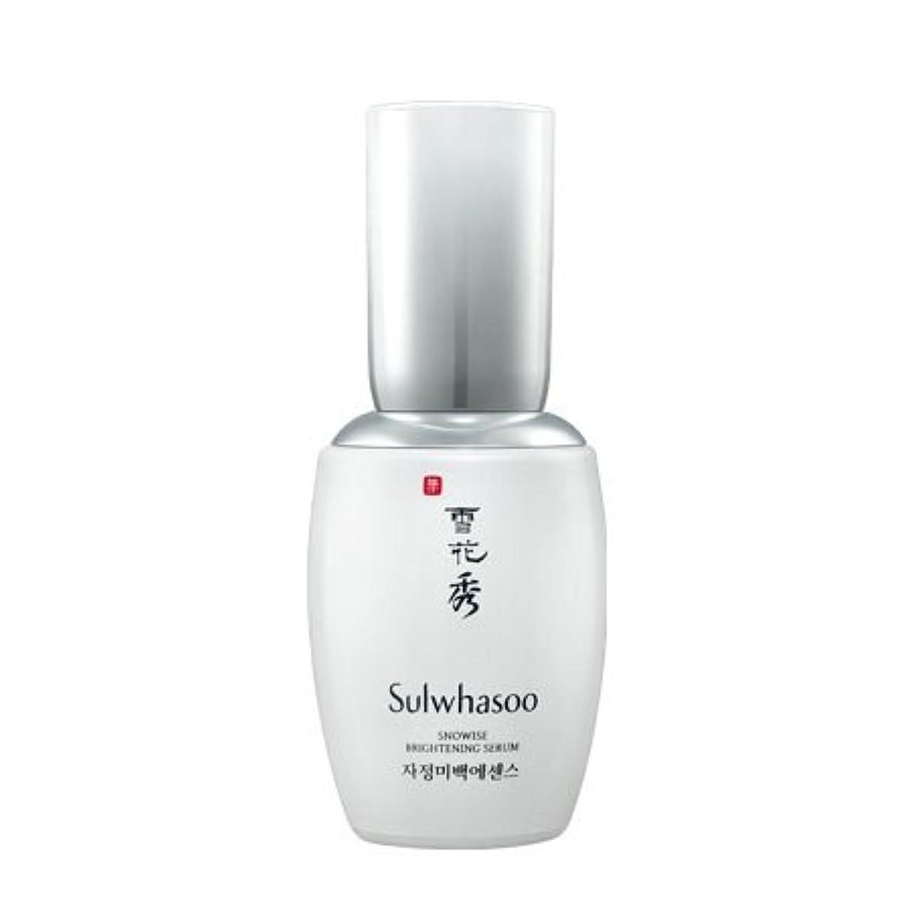違法比類のない老人【ソルファス】Sulwhasoo Snowise Brightening Serum - 50ml(50ml (韓国直送品) (SHOPPINGINSTAGRAM)