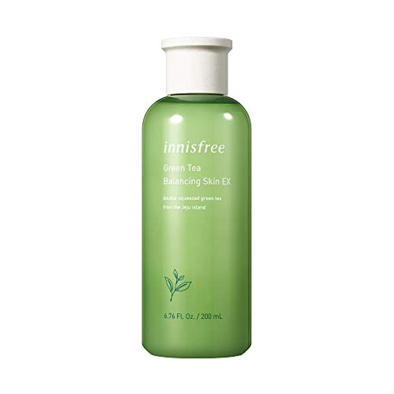 イニスフリー日本公式(innisfree)グリーンティー バランシングスキン[化粧水]200mL